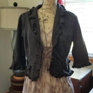 Decree Cropped Jacket